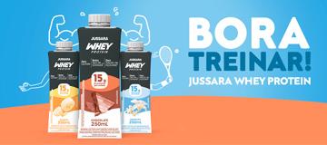 Chegou Jussara Whey Protein