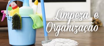 Rotina de Limpeza e Organização